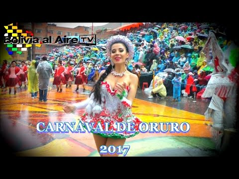 انطلاق مهرجان سيد القوى العظمى في شوارع بوليفيا