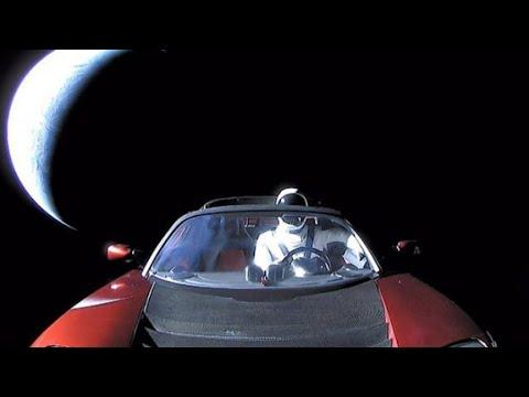 شاهد مهندسة مختصة في الصواريخ تتحدث عن تجربة إطلاق فالكون هيفي