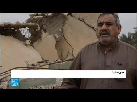 شاهد مواطنون يعيدون إعمار بيوتهم دون مساعدة الحكومة العراقية