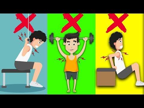 أسباب تجعلك لا ترى نتيجة من ممارسة التمارين الرياضية