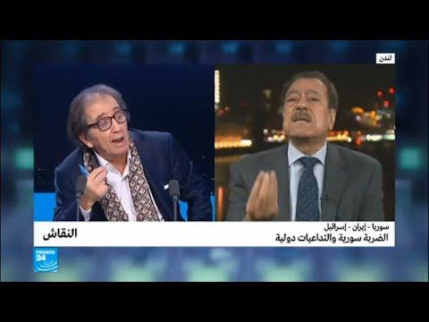 حوار ساخن بين عبد الباري عطوان وكمال طربيه في برنامج النقاش