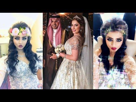 نيرمين محسن تخطف الانظار في حفل زواج رؤى الصبان وحمود الفايز