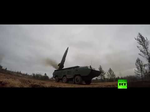 شاهد القوات الصاروخية الروسية تستعرض بعضًا من قوتها
