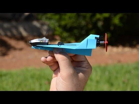 dart طائرة ورقية يمكنك التحكم بها عبر هاتفك الذكي