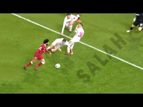 يرصد أهداف محمد صلاح في نادي ليفربول