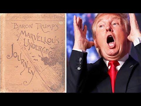 كتب قديمة تتنبأ بأن ترامب سيكون الرئيس الأخير