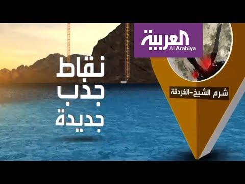 شاهد اتفاق سعودي مصري لزيادة مساحة نيوم بصندوق مشترك