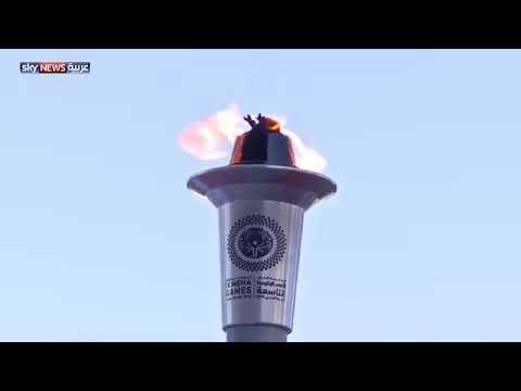 شعلة الأمل تجوب أهم معالم أبوظبي
