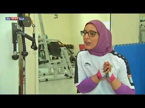 شاهد سارة أول إماراتية تفوز بميدالية في الألعاب البارالمبية