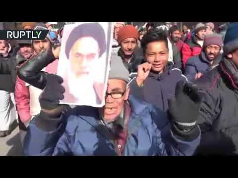 احتجاجات في الهند على زيارة رئيس الوزراء الإسرائيلينتنياهو