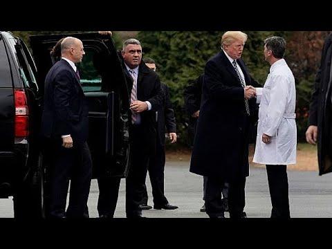 ترامب في صحة جيدة ويواظب على علاج لجمال شعره