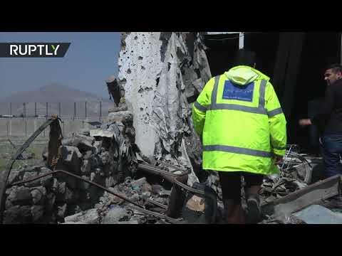 شاهد قتلى في تفجير سيارة مفخّخة في أفغانستان