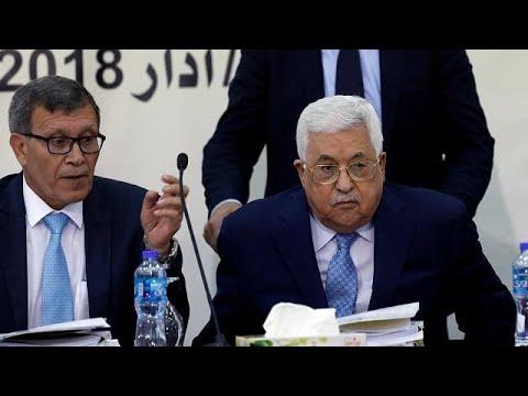 الرئيس الفلسطيني يسب سفير أميركا في إسرائيل