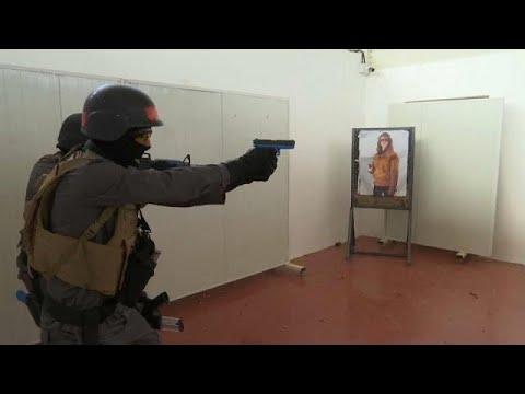 مركز لمكافحة الإرهاب في الأردن بتمويل أميركي