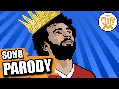 شاهد أغنية جديدة من جماهير ليفربول إلى اللاعب المصري محمد صلاح