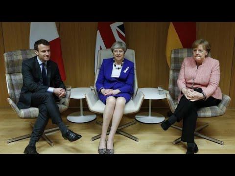 شاهد قادة أوروبا يؤيدون بريطانيا في لوم موسكو على هجوم سالزبري