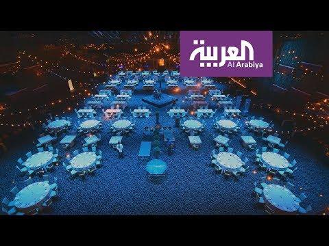 شاهد دبي أوبرا تستعد للتحول إلى مائدة رمضانية هذا العام