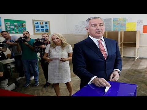 شاهد بالفيديو انتخابات رئاسية في الجبل الأسود