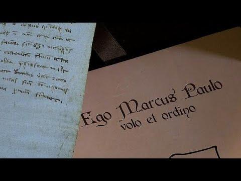 شاهد تعرف ماذا كتب الرحالة ماركو بولو في وصيته الأخيرة