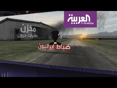 شاهدتفاصيل استهداف الطائرات الإسرائيلية لقاعدة تيفور الجوية في حمص