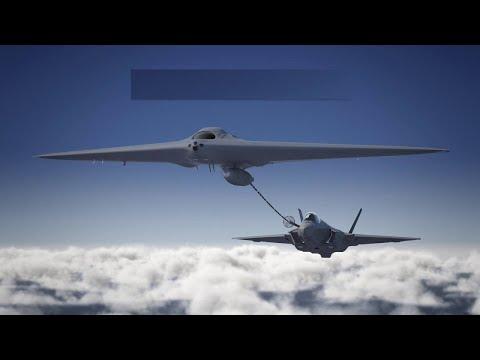 شاهد تعرف على طائرة mq25 دون طيار والأقوى عالميًّا