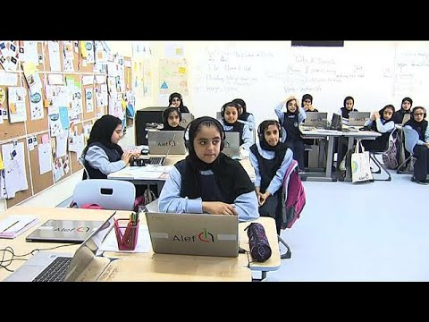 بالفيديو الإمارات تطلق مشروع ألف