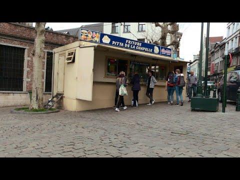بلجيكا تضفي طابعًا رياديًا على أكشاك بيع البطاطا