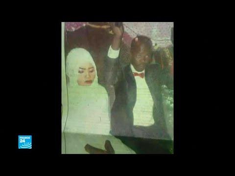 شاهدحملة دفاع جديدة عن السودانية نورا حسين