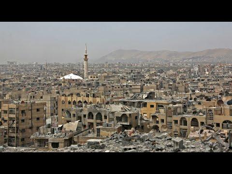 الجيش السوري يسيطر على دمشق ومحيطها