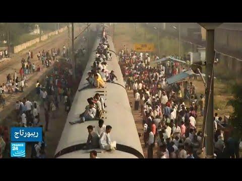 23 مليون طلب توظيف في شركة السكك الحديدية الهندية23 مليون طلب توظيف في شركة السكك الحديدية الهندية