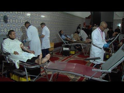 شاهد التبرع بالدم في رمضان سلوك يعكس قيمًا نبيلة