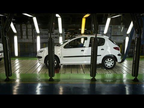 شاهد مجموعة بي إس إيه الفرنسية للسيارات تنصاع للضغوط الأميركية