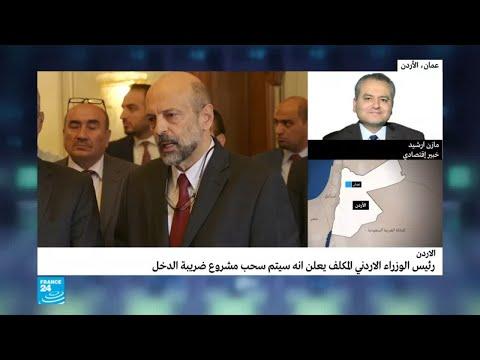 صندوق النقد الدولي قدم توصيات للأردن