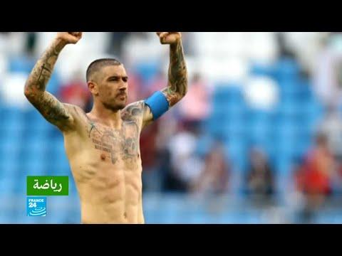 شاهد لحظة فوز صربيا على كوستاريكا بهدف من توقيع كولاروف