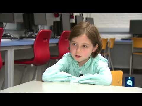 شاهد طفل ينهي دراسته  الثانوية في عمر 8 سنوات