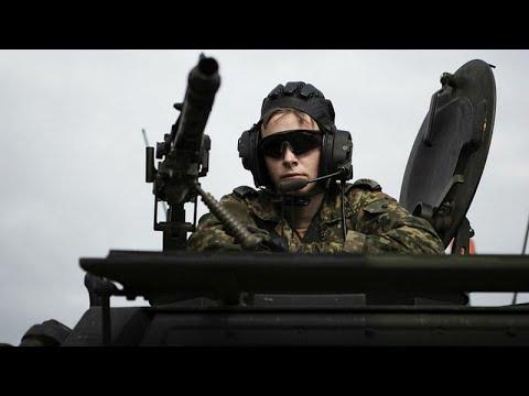 شاهد المعلومات الكاملة عن قمة الناتو الأولى في المقر الجديد