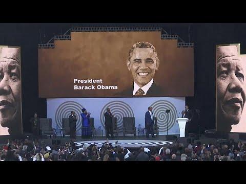 شاهد هجوم مبطن لأوباما على ترامب وسياسة الرجل القوي