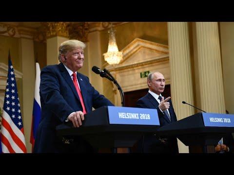 شاهد دونالد ترامب يتراجع عن تصريحاته