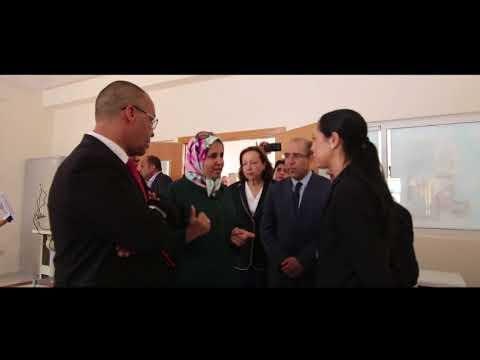 شاهد تدشين النادي النسوي في الحي الحسني بعد التوسعات