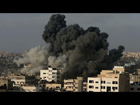 شاهد الفصائل الفلسطينية تعلن وقف إطلاق الصواريخ تجاه إسرائيل