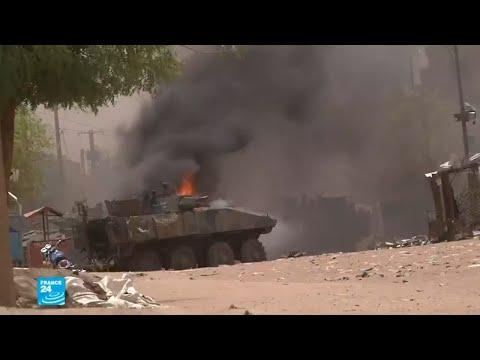 شاهدالأمن في مالي هو التحدي الأوّل أمام الرئيس الجديد