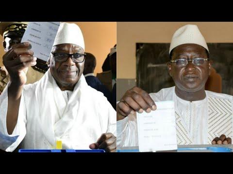 شاهد ترقب إعلان نتائج الانتخابات الرئاسية وسط أجواء من التوتر في مالي