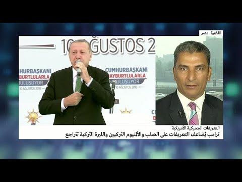 شاهد خبير يكشف خطة أردوغان لإنقاذ انهيار الليرة التركية