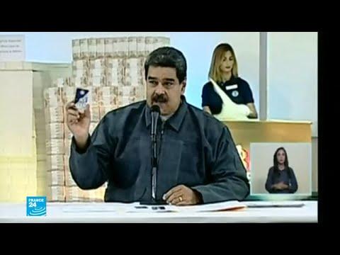 اجراءات اقتصادية عاجلة جديدة لإنعاش الاقتصاد المنكوب في فنزويلا