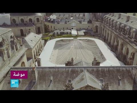 ديور تختار اسطبلات الخيل في قصر شانتيليي لتقديم تصاميمها