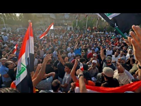 شاهد المشهد السياسي في العراق يتجه نحو تغييرات كبرى