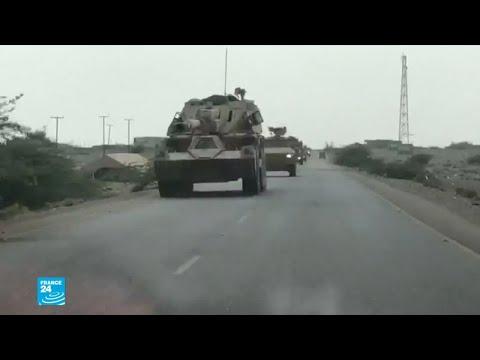 تعزيزات عسكرية ضخمة لاجتياح الحديدة