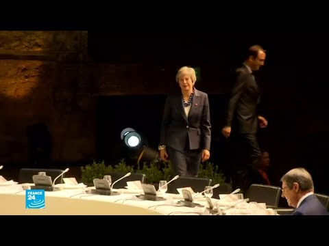 انطلاق المرحلة الأخيرة من مفاوضات بريكسيت بين الأوروبيين وبريطانيا