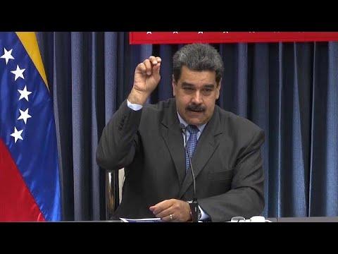 شاهد  مادورو يقلد حركة الطاهي التركي الشهير نصرت