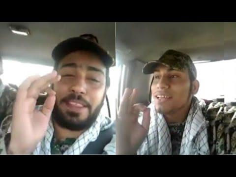 شاهد داعش يبث تسجيلًا لمنفذي هجوم الأحواز